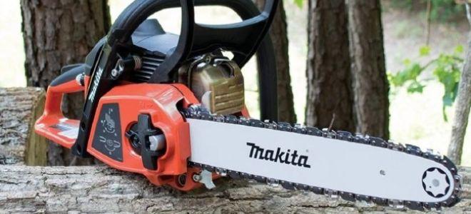 Популярные бензопилы Макита (Makita)