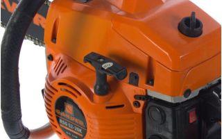 Carver RSG 52-20K — мощная бензопила для бытовых нужд