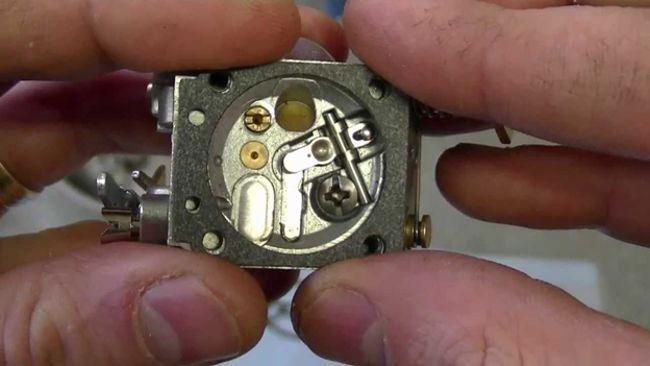 распределительная камера карбюратора штиль