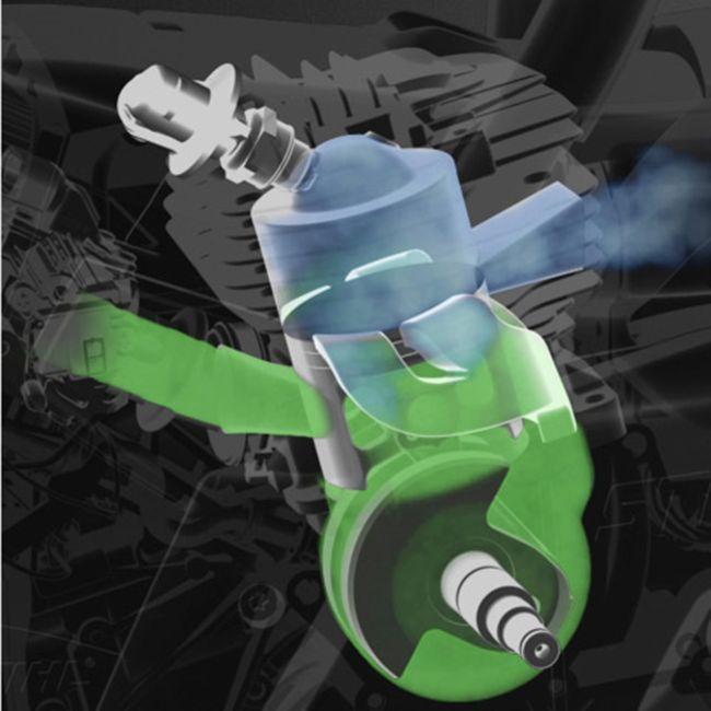 двигатель 2-mix штиль 211