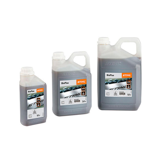 масло Stihl BioPlus