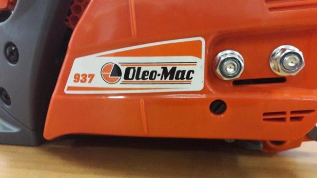 корпус бензопилы Oleo Mac 937