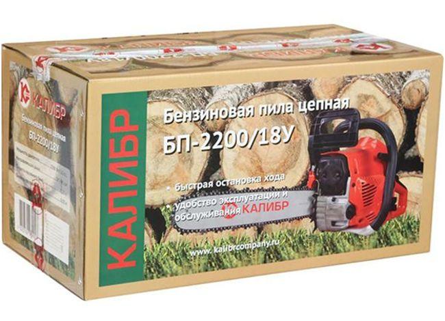 Калибр БП 2200