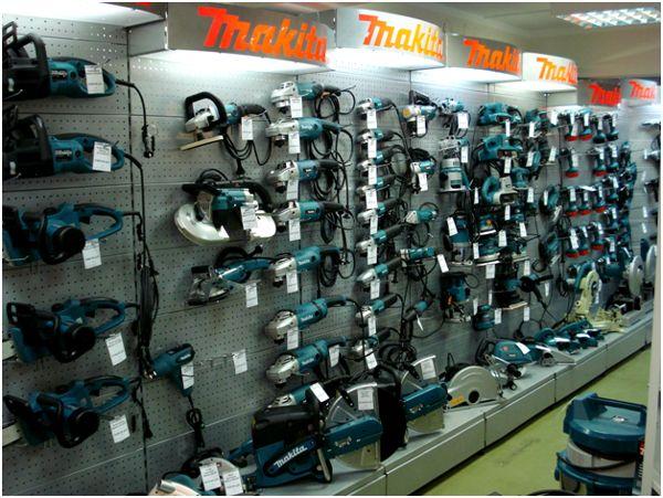 фирменный магазин Макита