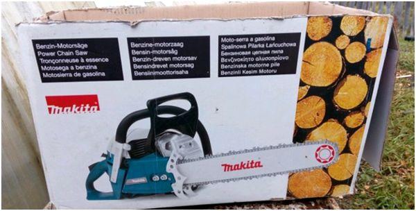 коробка от Макита