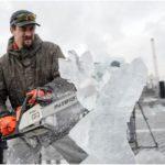 создание ледяных скульптур