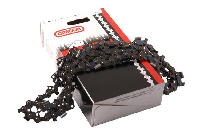 цепь орегон на коробке