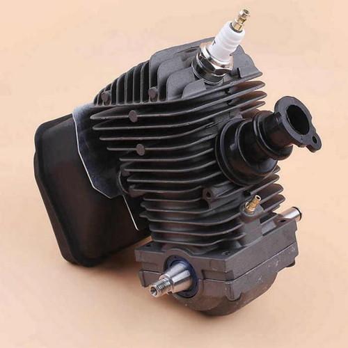 001 устройство бензопилы двигатель