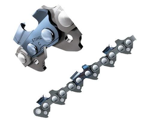 устройство бензопилы цепь