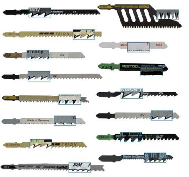 007 выбор пилки для электролобзика