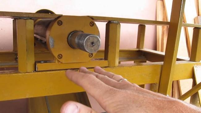 4 циркулярка из двигателя стиральной машины