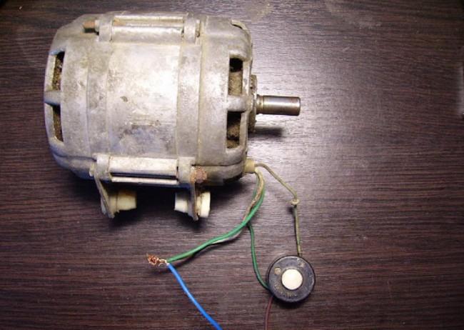 7 циркулярка из двигателя стиральной машины