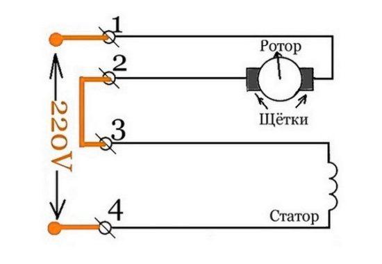 8 циркулярка из двигателя стиральной машины