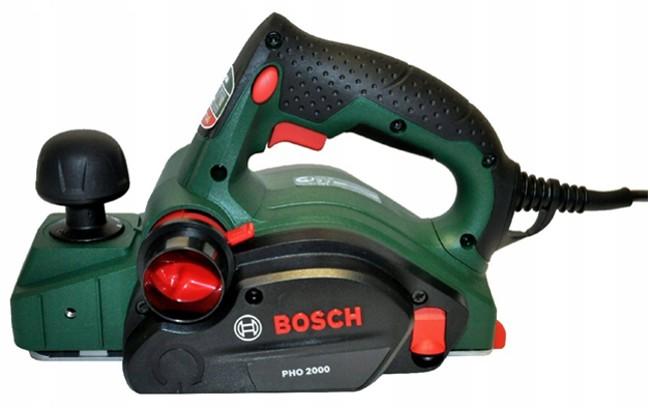 Электрорубанок BOSCH PHO 2000
