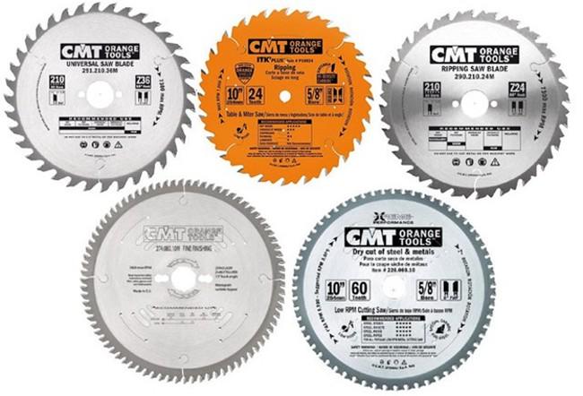 Пильные диски СМТ