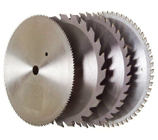 Разные диски циркулярки