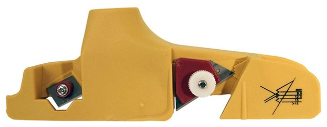 Рубанок для обработки гипсокартона Энкор 51660
