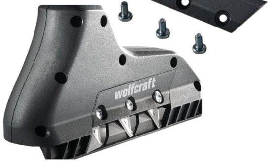 Рубанок по гипсокартону Wolfcraft 4009000