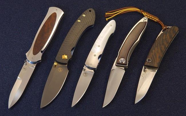 Ножи из разной стали