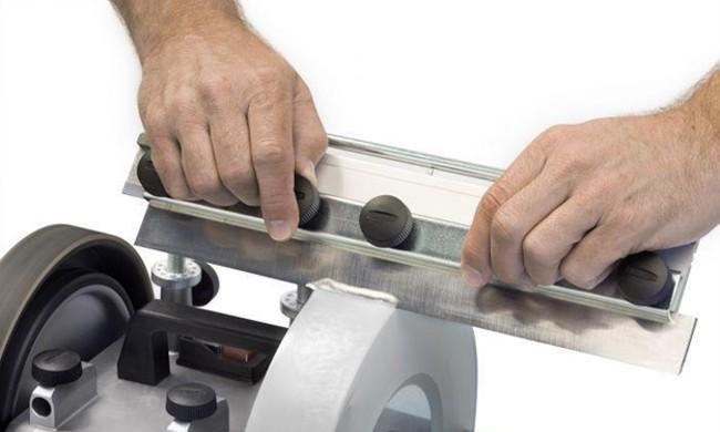 Заточка ножа электрорубанка