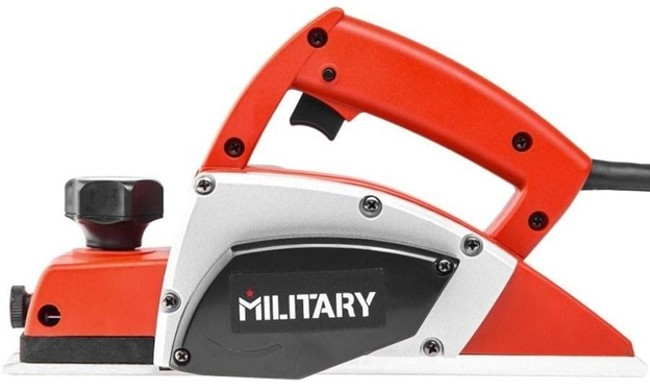Электрорубанок MILITARY P500