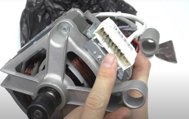 Контакторная плата электродвигателя