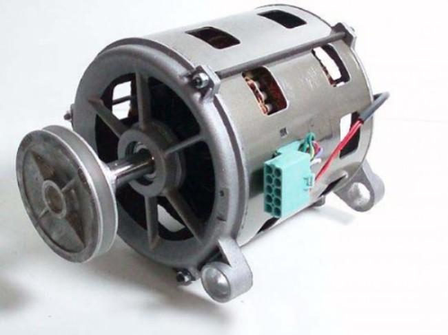 коллекторный бесщеточный двигатель